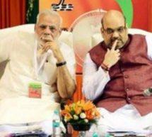مودی اور شاہ پر بی جے پی رکن پارلیمنٹ شتروگن سنہا کی تنقید
