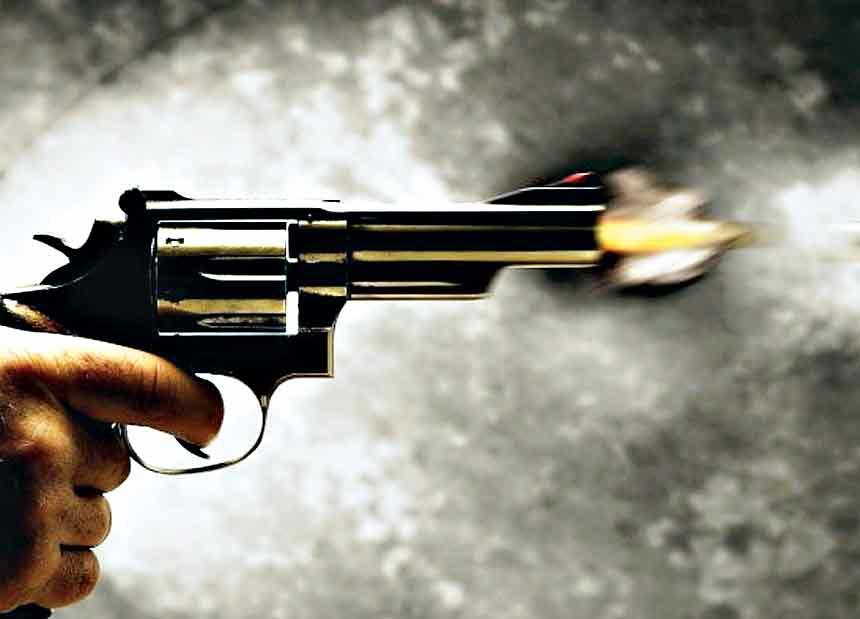 مندر کے پجاری کا گولی مار کر قتل