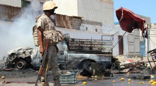 عدن میں خودکش حملہ، کم سے کم 40 افراد ہلاک