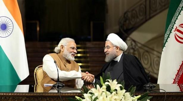 ہندوستان اور ایران نے چاہ بہار سمجھوتہ پر کئے دستخط