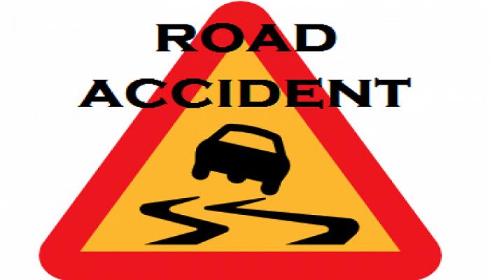 ہاپوڑ میں خوفناک سڑک حادثہ: کار سوار چھ افراد ہلاک، 4 زخمی