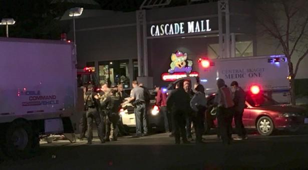 واشنگٹن اسٹیٹ کے ایک مال میں فائرنگ۔ چار ہلاک