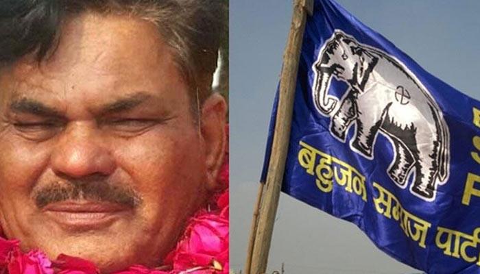 یو گی حکومت میں بھی نظم و نسق کی بربادی،الہ آباد میں بی ایس پی لیڈر کا قتل