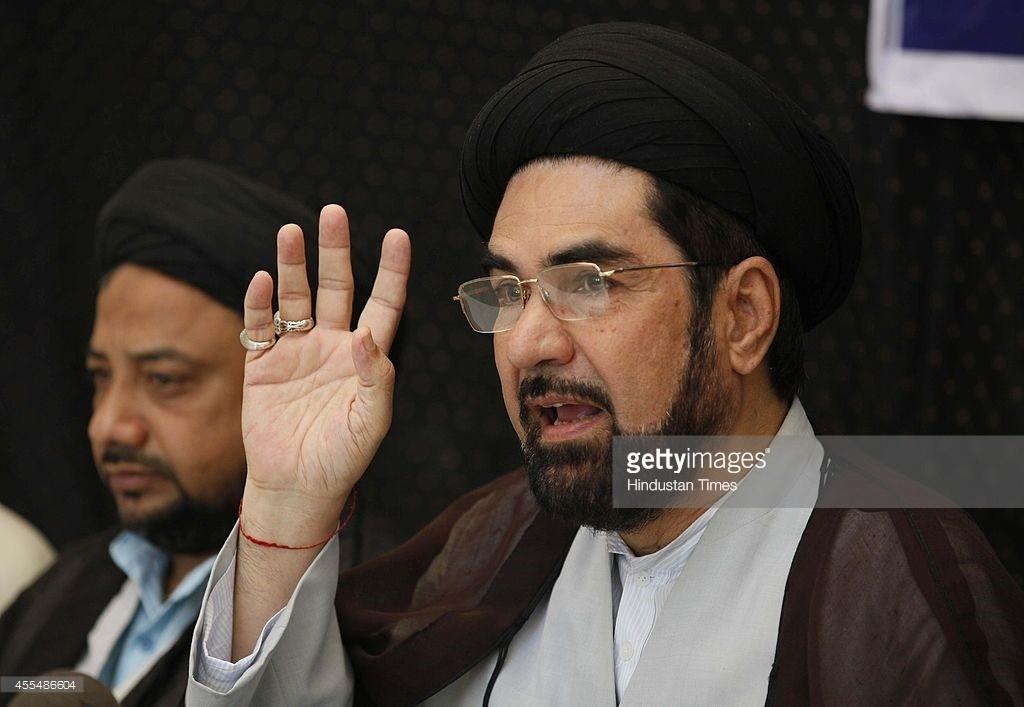 داعش کی حمایت کرنے والے مولویو ں پر کیوں کاروائی نہیں ہوتی :مولانا کلب جوادنقوی