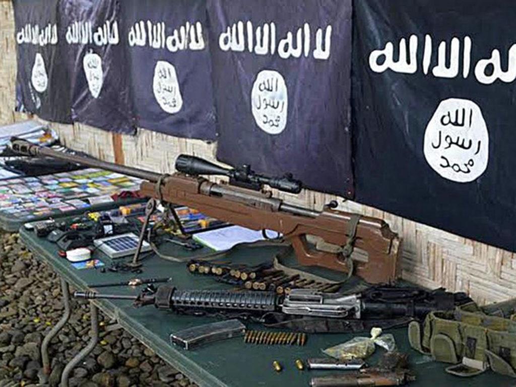 ''داعش شکست کے باوجود نئے ہتھیار تیار کررہے ہیں''