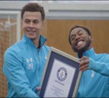 برطانیہ: ایک منٹ میں فٹبال کے 20 گول کا عالمی ریکارڈ