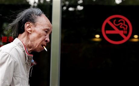 رواں صدی سگریٹ پینے سے 20 کروڑ چینی ہلاک ہوں گے