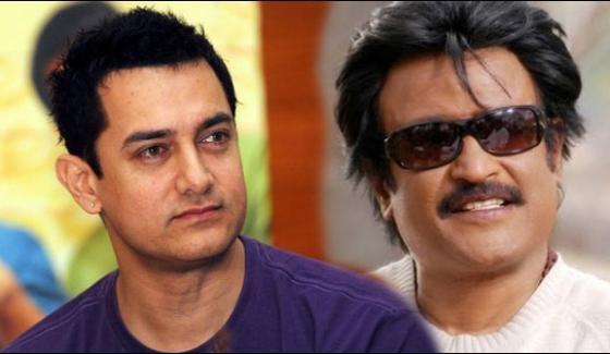 عامر خان اور رجنی کانت کی فلموں میں مقابلہ
