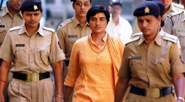 مالیگاوں بم دھماکوں کی کلیدی ملزمہ سادھوی پرگیا سنگھ کی ضمانت منظور