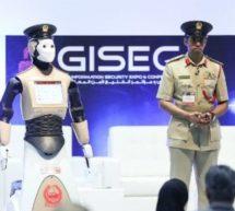 دبئی پولیس کا روبوٹ افسر اب جرائم پر نظر رکھے گا