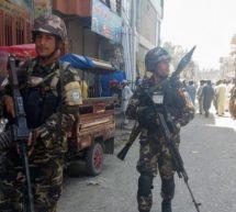 افغانستان میں ماہ رمضان کے آغاز پر خودکش حملے اور پرتشدد جھڑپوں میں درجنوں افراد ہلاک