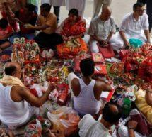 ہندوستان میں آر ایس ایس کے لیڈر کی نگرانی میں 22 مسلمانوں نے ہندو مذہب اختیار کر لیا