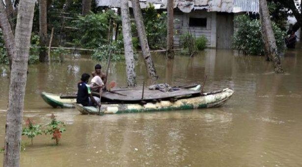 سری لنکا میں سیلاب سے مرنے والوں کی تعداد بڑھ کر 164 ہوئی، 104 لوگ اب بھی لاپتہ