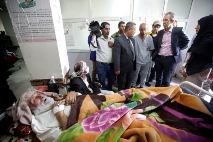 یمن میں ہیضہ سے مرنے والوں کی تعداد بڑھ کر 180 ہوئی: ریڈ کراس