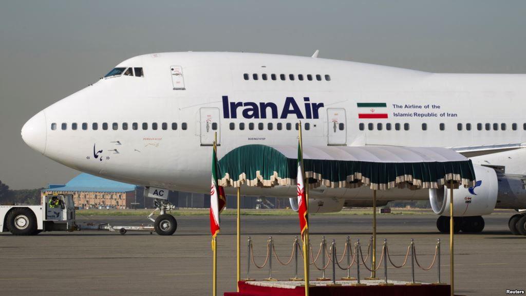 ایرانی ایئر لائن امریکی کمپنی سے 30 طیارے خریدے گی