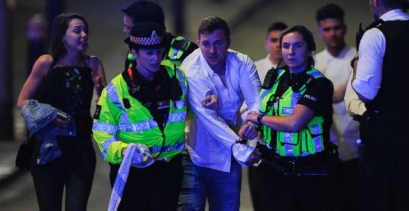 لندن میں دہشتگردی کے واقعات کے بعد 12 افراد گرفتار