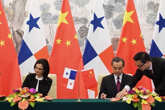 پاناما نے تائیوان سے سفارتی تعلقات توڑے