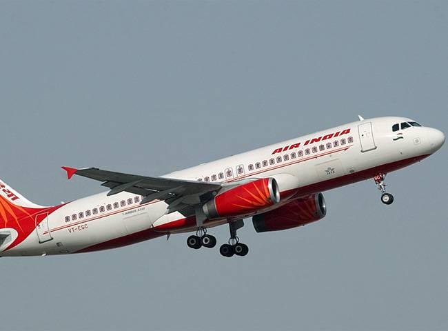 ایئر انڈیا کے طیارے نے خراب اے سی کے ساتھ پرواز بھری،ڈی جی سے اے نے نوٹس لیا