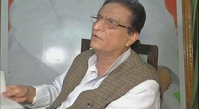 اعظم خان کو دھمکی دینے پر وی ایچ پی لیڈر سمیت دو کے خلاف معاملہ درج