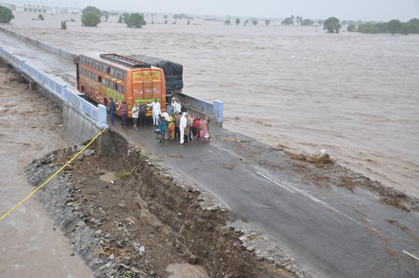 floods – Dailyaag com: Urdu daily newspaper, Lucknow, Uttar