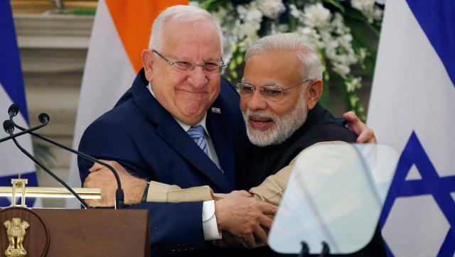 ہندوستان اسرائیل کے ساتھ مضبوط حفاظتی شراکت کا خواہاں