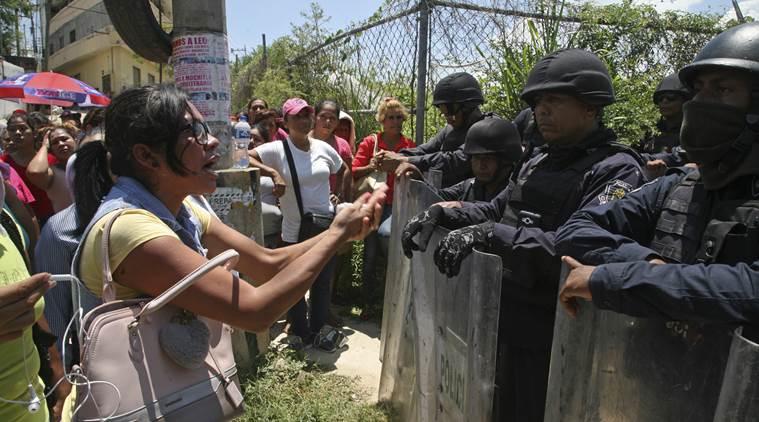 میکسیکو کی جیل میں تشدد، 28 ہلاک