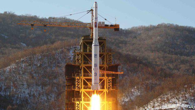 شمالی کوریا نے جوہری میزائل کا ٹیسٹ کیا