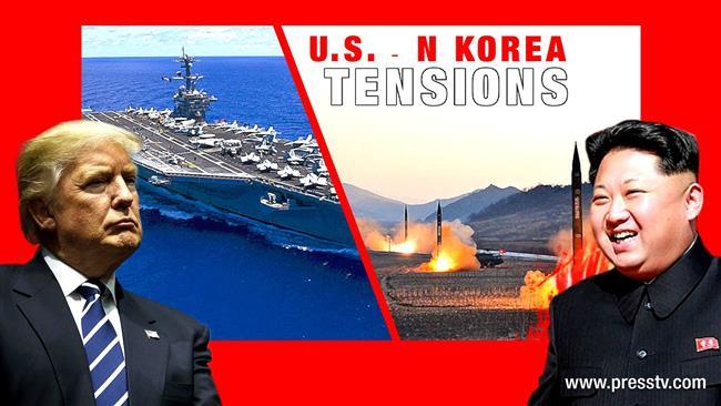 شمالی کوریا کے خلاف سخت کارروائی ہوگی: ٹرمپ