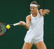 ایک اور حاملہ کھلاڑی کی ٹینس مقابلوں میں شرکت