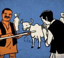 گائے کی اسمگلنگ کے شبہ میں مدھیہ پردیش میں چار لوگوں کو پیٹا گیا۔
