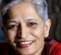 گوری شنکر کا قتل۔راہل گاندھی، اننت کمار، سدارامیا اور دیگر اہم شخصیتوں کا افسوس۔بنگالورومیں صحافیوں کی ریلی