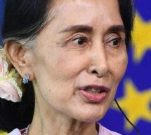سویکی نے روہنگیا پر کہا – اس گروپ نے میانمر میں بہت سے حملے کئے