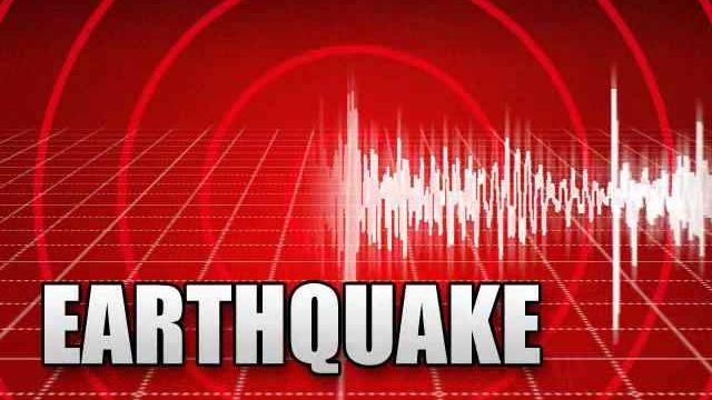 منی پور- میانمار کے سرحدی علاقے میں زلزلے کے جھٹکے