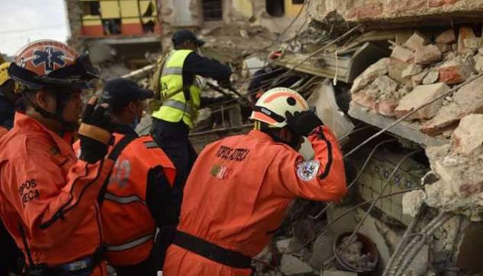 میکسیکو میں دوبارہ تباہی، زلزلہ ٢٢٦ افراد ہلاک، 27 عماراتیں تباہ