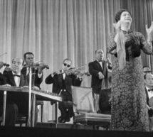 سعودی عرب میں ٹی وی پر گلوکارہ امِ کلثوم کا کنسرٹ نشر
