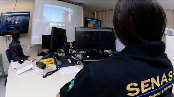 برازیل: 'بچوں سے جنسی رغبت' کے الزام 108 افراد گرفتار