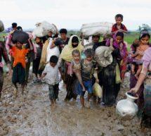 میانمار:مسلمان پناہ گزینوں کی تعداد 6 لاکھ کے قریب، اقوام متحدہ