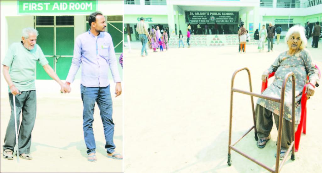 بدحال نظام کا خمیازہ بھگتنے کو مجبور ہوئے بزرگ رائے دہندگان