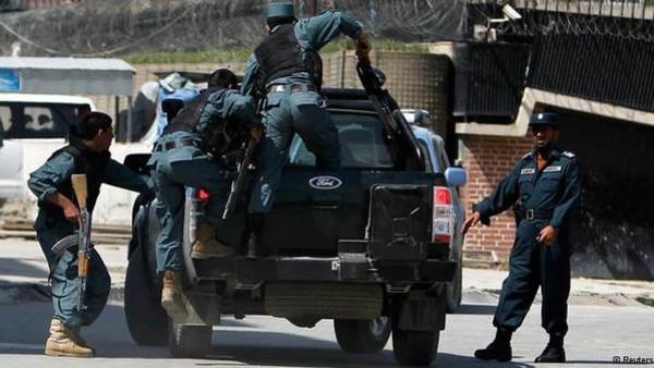کابل میں نامعلوم افراد کا نجی ٹی وی چینل پر حملہ، ہلاکتوں کا خدشہ