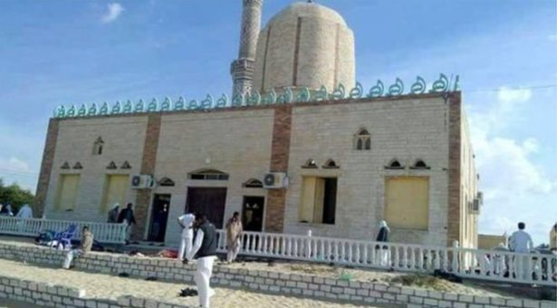 مصرمیں مسجد پر حملہ اور فائرنگ : 235 افراد جاں بحق، 155 سے زائد زخمی