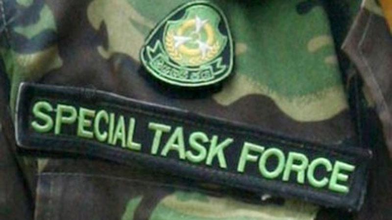 ایس ٹی ایف نے الہ آباد میں اسلحہ اسمگلر کو گرفتار کیا