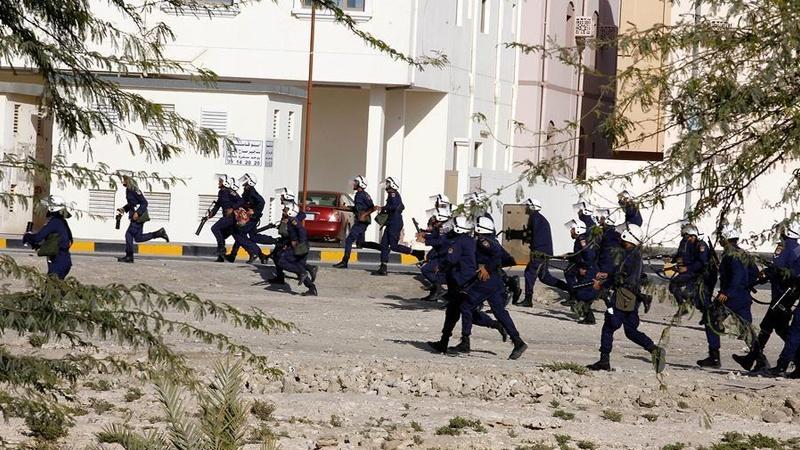 بحرین میں آل خلیفہ حکومت نے کی ناپاک حرکت، سیکورٹی فورسز سے کروایا حسینی عزاداروں پر حملہ