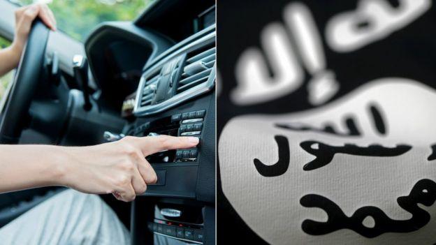 سویڈن کے ریڈیو پر دولت اسلامیہ کا پروپیگنڈا نغمہ بجتا رہا