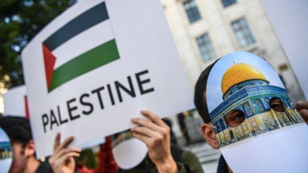 ट्रम्प के फ़ैसले की चिंगारी चिली और जर्मनी में भी भूटी- अमरीका इस्राएल के ख़िलाफ़ ज़ोरदार प्रदर्शन