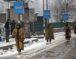 کشمیر: برفانی تودہ گرنے اور پہاڑی سے پھسلنے کے باعث 5 فوجی اہلکار لاپتہ