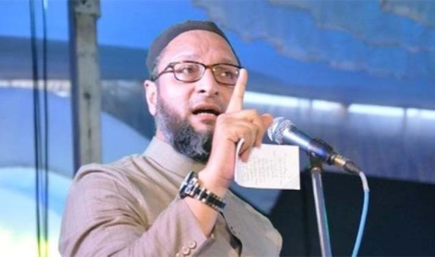 مدھیہ پردیش : بی جے پی ممبر اسمبلی کا متنازع بیان ، مجلس اتحاد المسلمین لیڈر اسد الدین اویسی کو بتایا دہشت گرد