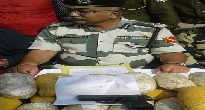 مہاراج گنج میں 20لاکھ کی ہیروئن برآمد، نوجوان گرفتار