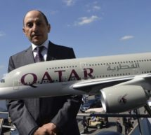 قطر نے امارات کے طیارے پر لگایا فضائی حدودکی خلاف ورزی کا الزام