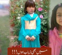 تحقیقاتی رپورٹ : زینب اور تین سو بچوں سے جنسی زیادتی کی شناخت کرکے کیا کر لوگے