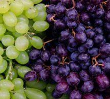 انگور ذہنی صحت کے لیے بہترین